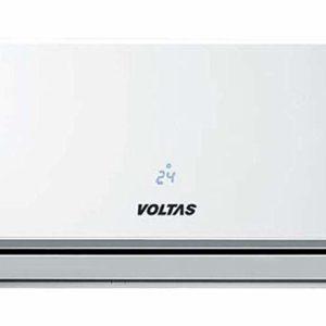 Voltas 1.5 Ton 3 Star Inverter Split AC (Copper, 183VCZS, White)-Top 10 Best Split ACs in India