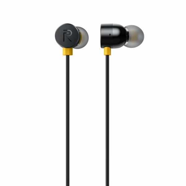 Buy Realme Earbuds with Mic for Android Smartphones (Black) at an offer price of Rs 439 at Amazon.in-Best Earphones under Rs 500.Top earphones 2020.Cheapest