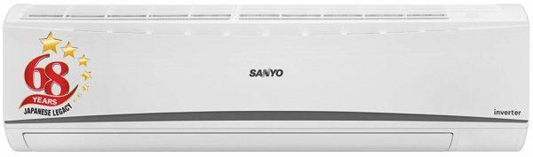 Sanyo 1.5 Ton 5 Star Dual Inverter Wide Split AC 15T5SCIA-Top 10 Best Split AC in India