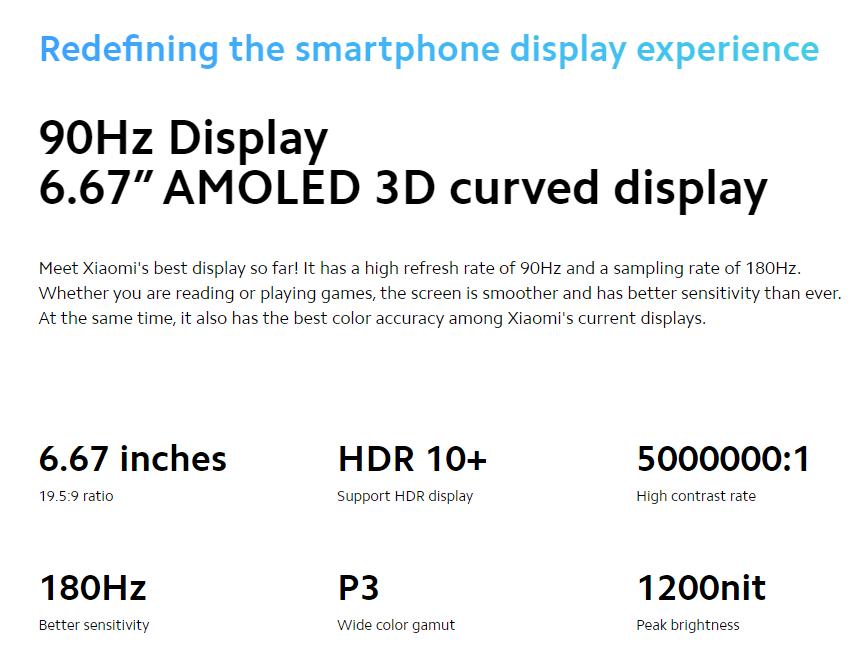 Mi 10 Launched:Xiaomi Mi 10 Review & Price in India