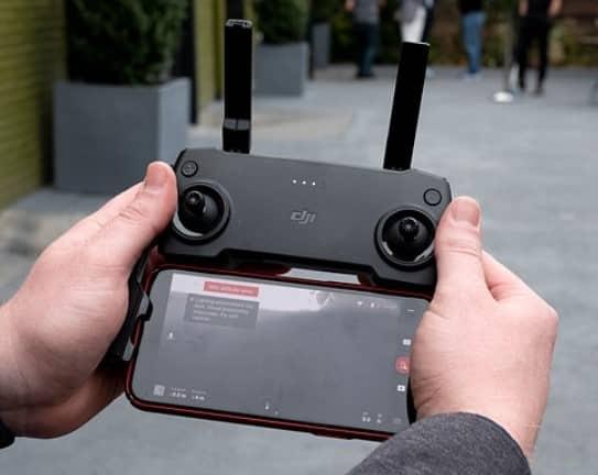 The Best Drone for Beginners India 2020-DJI Mavic Mini