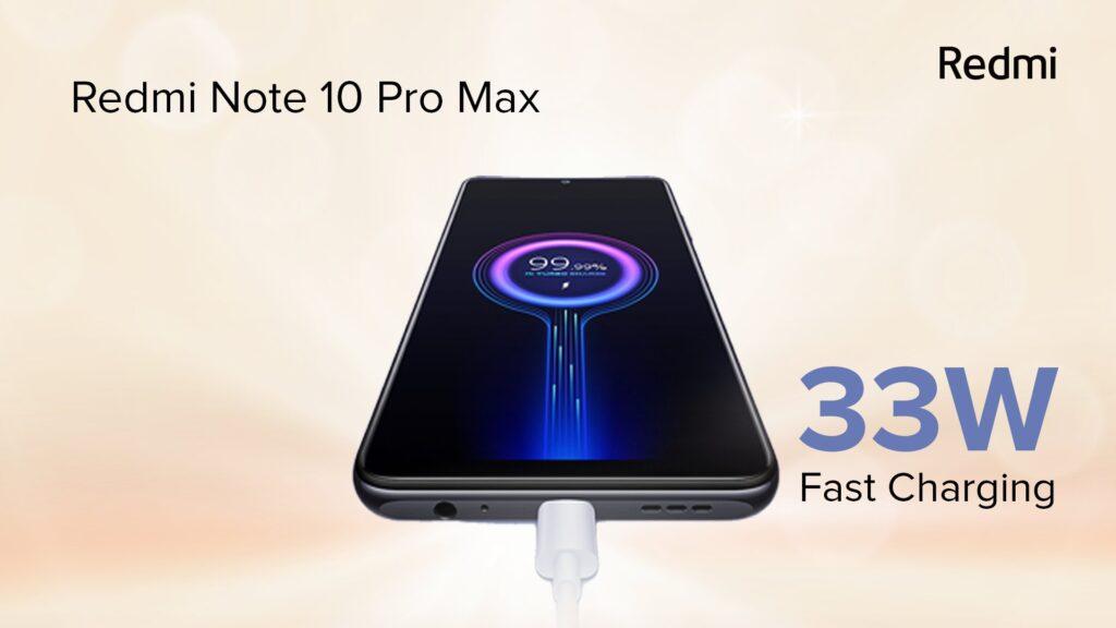 Redmi Note 10 Pro Max